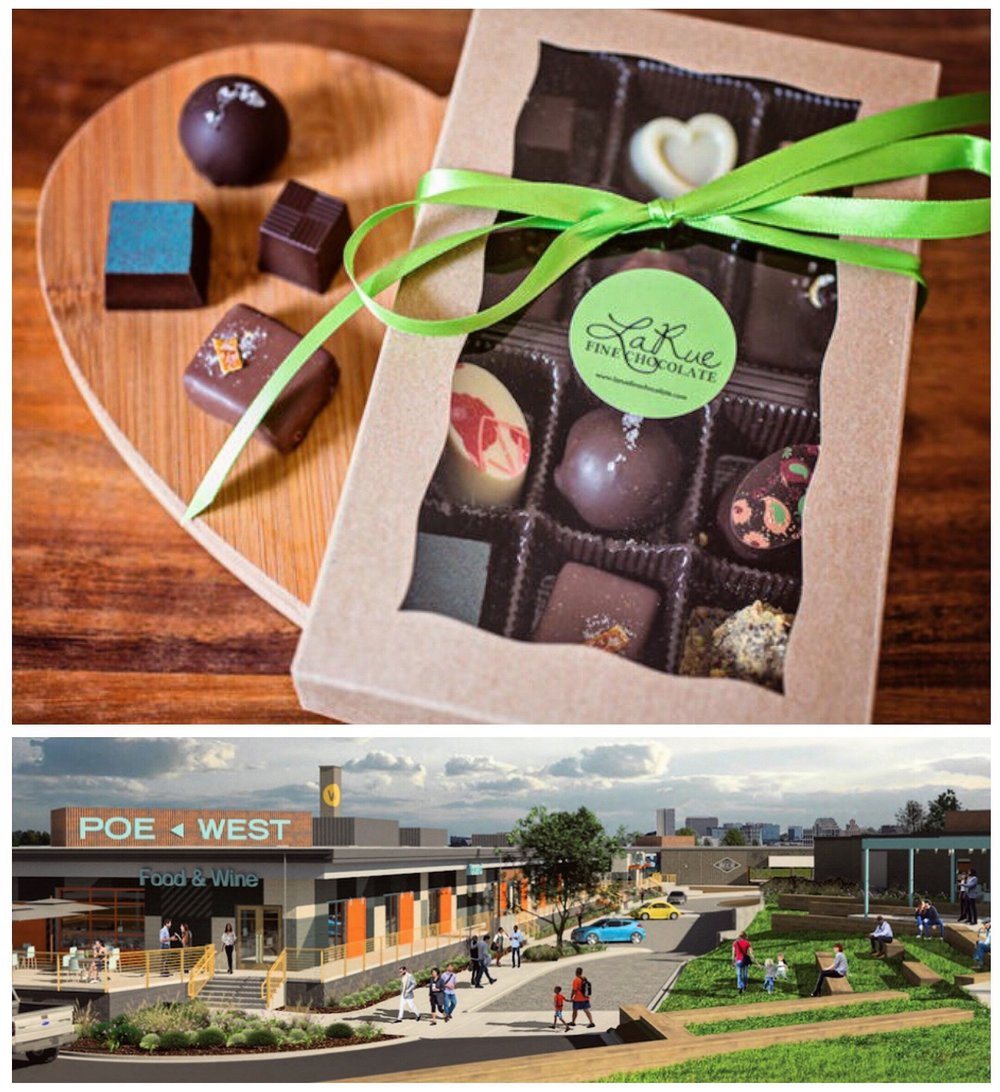 LaRue Fine Chocolate Lands at Poe West