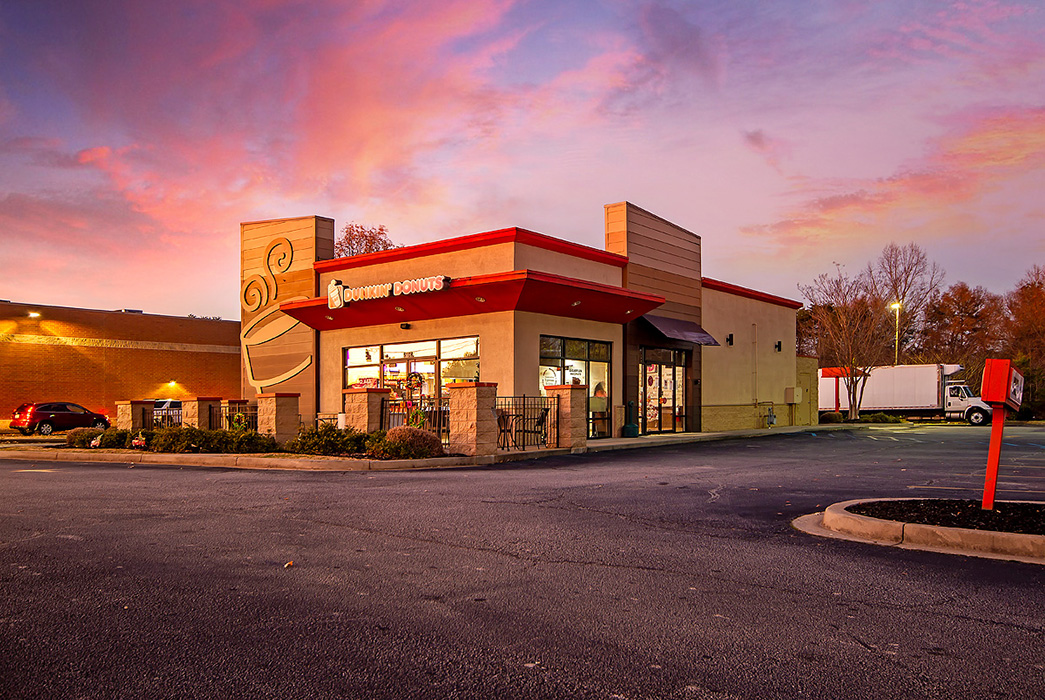 SOLD –  Easley Retail Building